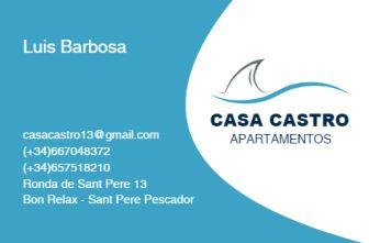 Logo Casa Castro