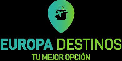Logo EUROPA DESTINOS
