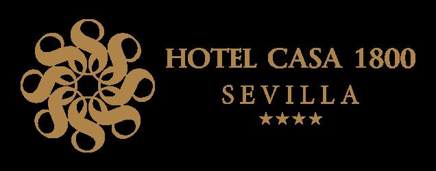 Logo Hotel Casa 1800 Sevilla