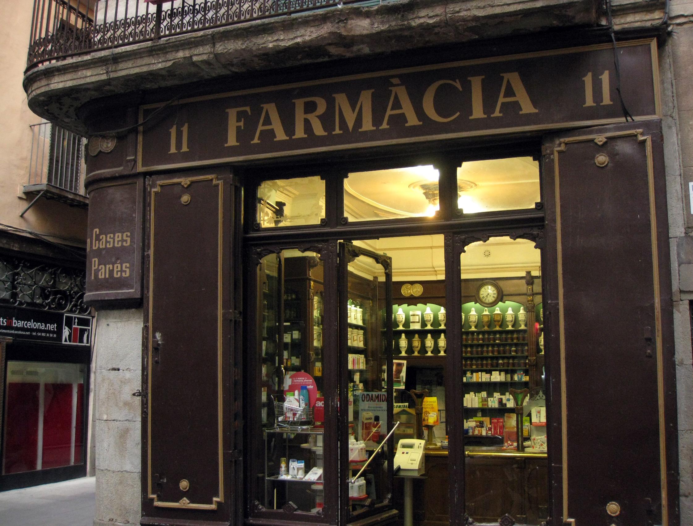 Foto Farmacia Agramonte