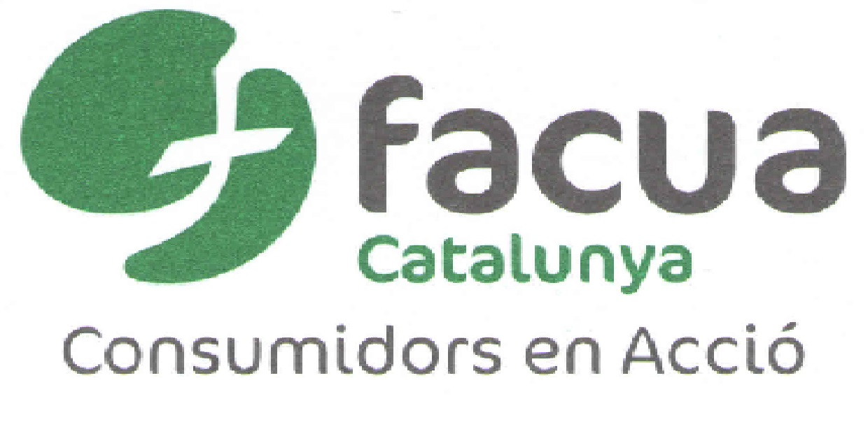 Logo FACUA Catalunya